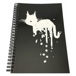 Andraga Design White Drippy...